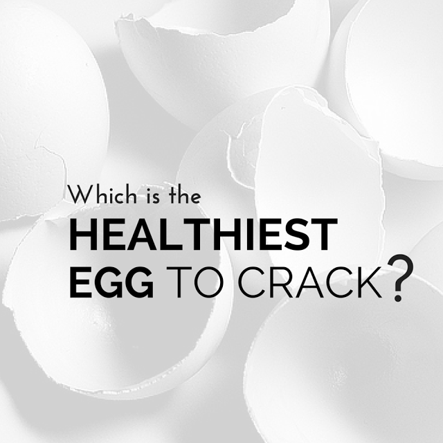 Tap here to learn which type of eggs are the healthiest to eat. Learn a neat egg-cracking tip, too, and a delicious, healthy recipe as well. The Health-Minded.com