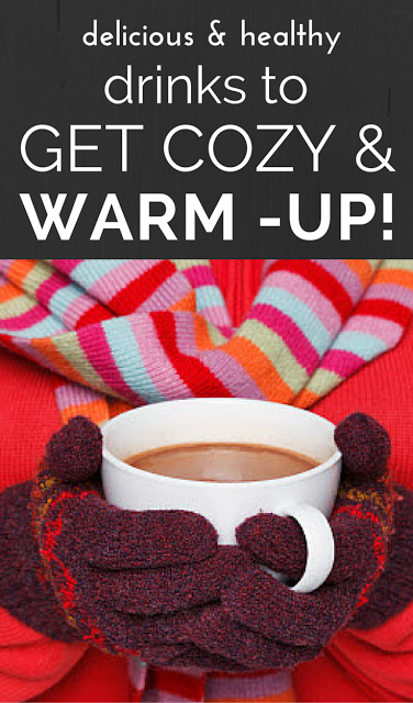 Take the chill off and get warm and cozy with these two popular delicious winter drinks made in a special way that offer major health benefits. Tap here for two easy healthy recipes you will make again and again for your family and friends!