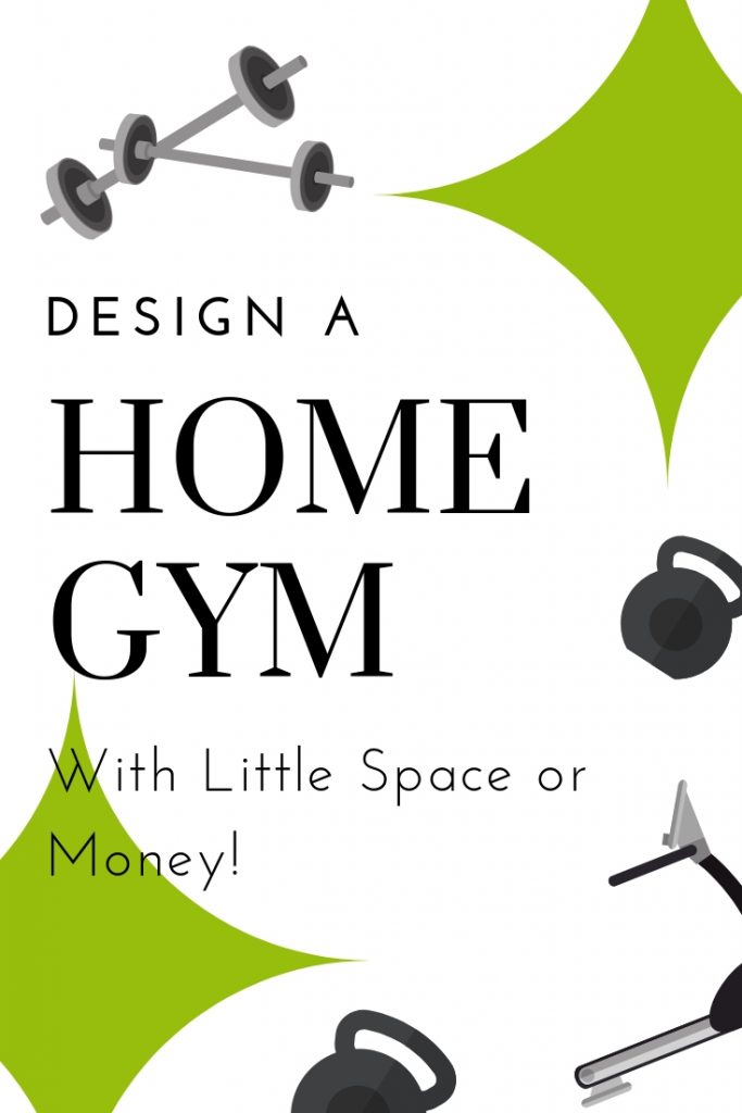 Grab this plan to easily design your own effective home gym with little space or money and be on your way to achieving your fitness goals!