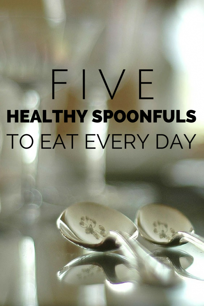 Take 5 spoonfuls of these foods each day for better health! (The Health-Minded.com) #health