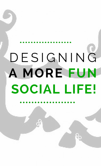 A full social life and deep connections are key to living the healthy life! Look here for the steps to take to create your best social life and fun ideas to get you started!