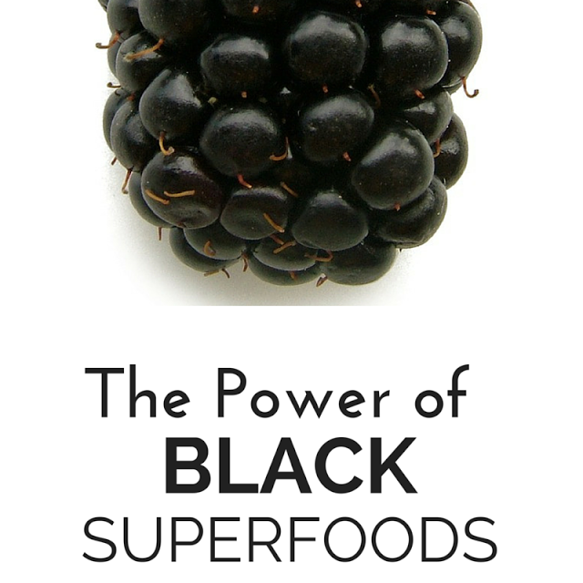Don't be afraid of the dark and experience what these dark-colored foods can do for you and your health! These richly-hued black (or almost black) foods may be able to lower cancer, diabetes and heart disease risks. And, don't miss this amazingly good for you and easy-to-make dessert recipe packed with dark foods too!