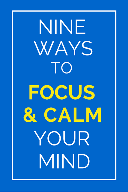 If you can create a more calm and focused state of mind (even under pressure from various modern life demands), you will be able to set health and fitness goals and focus well on achieving them. Tap here for a fun strategy to get you clear headed and bee-lined focused to be your best self. (TheHealthMinded.com) #health