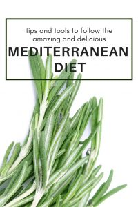 Find some top tips, tools and recipes here to follow the healthy Mediterranean Diet the right way for best results! #dietplans #topdietplans #mediterraneandiettips