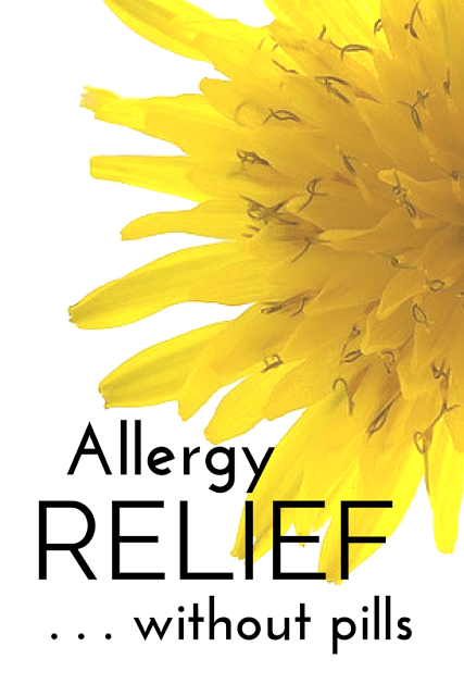 Before you pop another allergy pill to relieve those allergy symptoms, come take a look at these effective, non-pill solutions for seasonal allergies without the many uncomfortable (and maybe even dangerous) side effects the pills can carry to feel better quickly! #allergies #selfcare #homeremedies