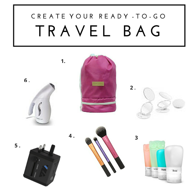 Save time, money and room in your suitcase by creating your ready-to-go travel bag for your next travel adventure! Packing videos, pro tips and more right here to make your next trip smooth and easy!