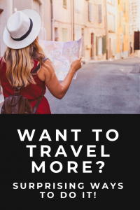 Have big travel dreams! Tap here for some surprising ways you can make them a reality with things you can do at home to inspire you as well as practical tips on packing hacks, travel essentials, budgeting and more. #travelinspiration #travelessentials #travelpacking #traveltips #traveldecor